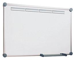 MAUL Whiteboard-Set - Komplett-Set Plus, mit magnetischen Infoleisten