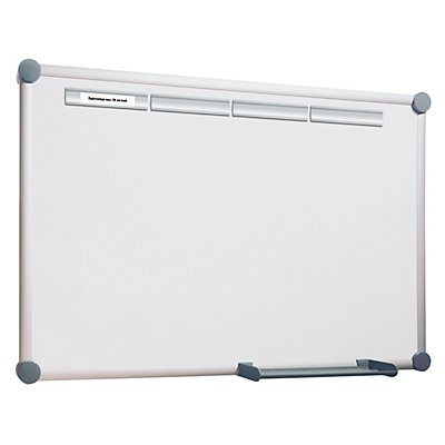 MAUL Whiteboard - Komplett-Set Plus, BxH 1200 x 900 mm