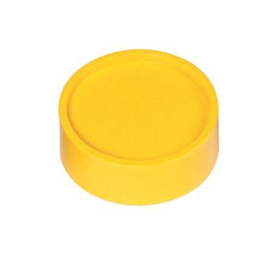 Rund-Magnete - Ø 34 mm, VE 50 Stk, grau