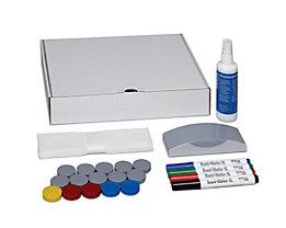 MAUL Whiteboard-Zubehör-Set - Karton klein, VE 2 Stk