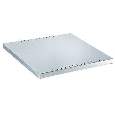 Lista Fachboden, verzinkt - für Breite 500 mm, Tragkraft 60 kg