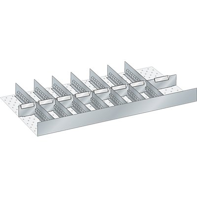 Lista Schubladeneinteilungsset für Schublade - Breite 1000 mm