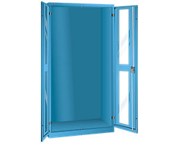Lista Sichtfensterschrank, HxBxT 1950 x 1000 x 580 mm - Leergehäuse