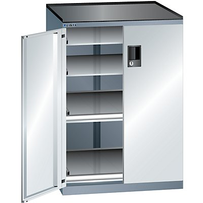 Lista Schubladenschrank - Höhe 1020 mm, 4 Böden, Traglast 200 kg