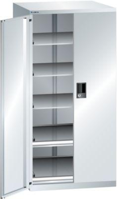 Lista Schubladenschrank - Höhe 1450 mm, 5 Böden, Traglast 75 kg