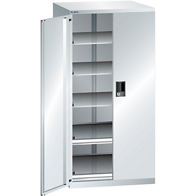 Lista Schubladenschrank - Höhe 1450 mm, 5 Böden, Traglast 200 kg