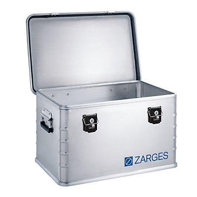 ZARGES Alu-Kombi-Box - Mini Plus, Inhalt 60 l - Außen-LxBxH 600 x 400 x 330 mm, Gewicht 4,5 kg
