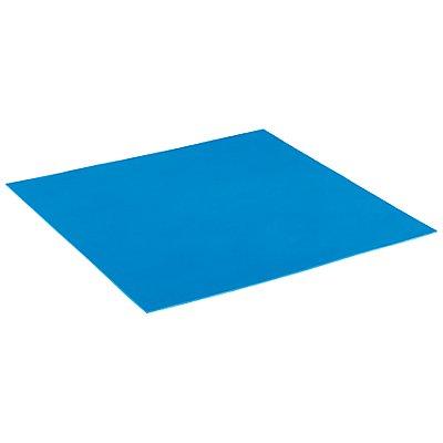Lista Schaumstoffunterlage für Schublade - blau
