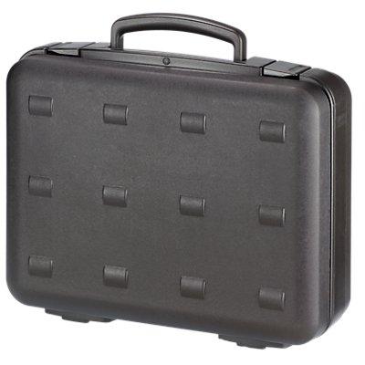hofbauer Kunststoffkoffer aus PP, doppelwandig - Typ M1000, schwarz