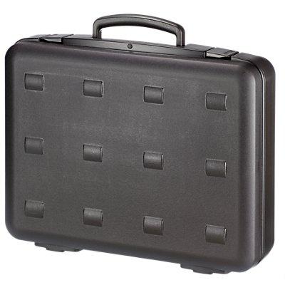 hofbauer Kunststoffkoffer aus PP, doppelwandig - Typ M2000, schwarz