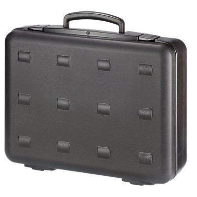 hofbauer Kunststoffkoffer aus PP, doppelwandig - Typ M3000, schwarz