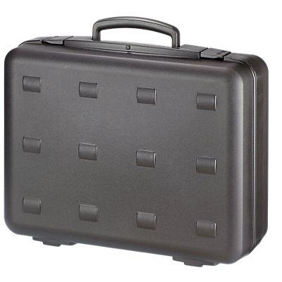 Kunststoffkoffer aus PP, doppelwandig - Typ M4000, schwarz