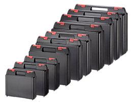 ABS-Kunststoffkoffer - Typ 0,3 – 67, VE 7 Stk