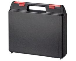 ABS-Kunststoffkoffer - Typ 0,8 – 76, VE 3 Stk - schwarz