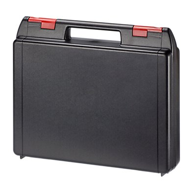 hofbauer ABS-Kunststoffkoffer - Typ 1 – 81, VE 3 Stk - schwarz