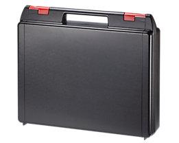 ABS-Kunststoffkoffer - Typ 2 – 102, VE 3 Stk - schwarz