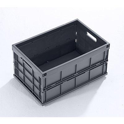 Faltbox - Inhalt ca. 40 l, VE 5 Stk, ohne Deckel