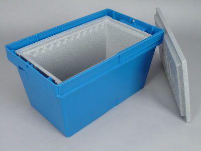 Transportbehälter aus PP - Volumen 30 l, VE 3 Stk