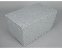 allit Thermoinneneinsatz mit Deckel - 9,7 l, VE 2 Stk, Neopor®