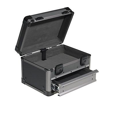 Service- und Montagekoffer - LxBxH 306 x 240 x 235 mm - anthrazit