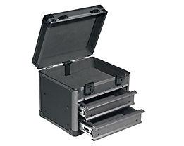 Service- und Montagekoffer - LxBxH 306 x 275 x 305 mm