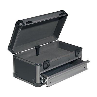 Service- und Montagekoffer - LxBxH 415 x 240 x 235 mm - anthrazit