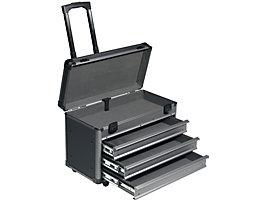 Service- und Montagekoffer - LxBxH 523 x 315 x 430 mm
