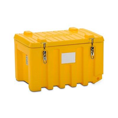 CEMO Universalbox aus Polyethylen - Inhalt 150 l, Traglast 100 kg