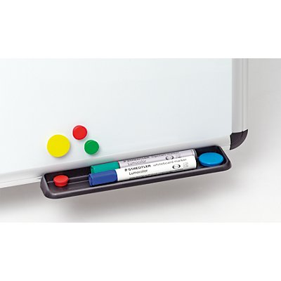 Whiteboard - magnetisch, mit Aluminiumrahmen