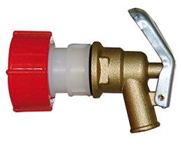 Robinet en laiton - filetage 3/4 - DN 12 mm