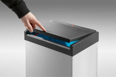 Touch-Abfallbox - Inhalt 60 l
