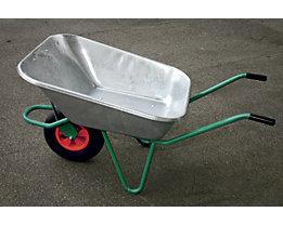 Einradkarre EV 150 - Inhalt 125 l, Luftgummireifen