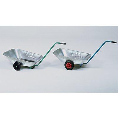 Transportwanne - Luftgummiräder 200 x 50 mm