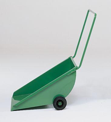 Muldenschaufel - Inhalt 90 l, Höhe ohne Schiebebügel 335 mm
