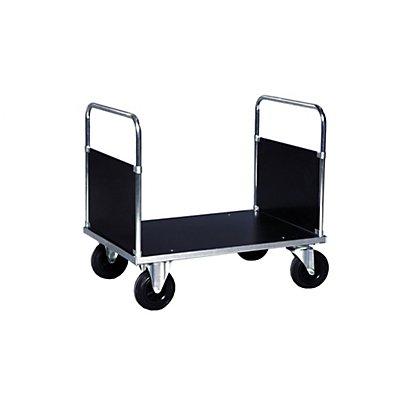 Verzinkter Plattformwagen - 2 Stirnwände