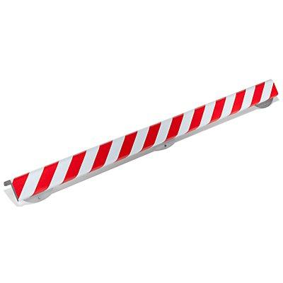 SHG Knuffi Knuffi® Warn- und Schutzprofil, retroreflektierend - mit Montageschiene