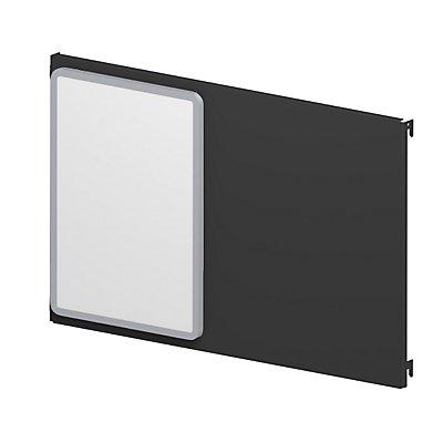 Axelent Whiteboard QUICK ON - BxH 262 x 369 mm - magnetisch