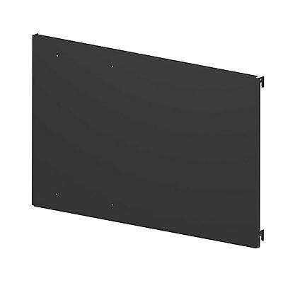 Axelent Befestigungsplatte QUICK ON - für Whiteboard - BxH 598 x 410 mm