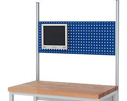 RAU TFT-Montageadapter - für Lochwand, Stück