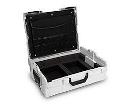 Koffer-Klick-System - L-Boxx 136 mit Dokumentenkarte und Laptopeinsatz