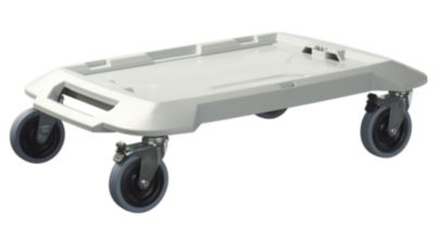 Transportroller, Traglast 100 kg - für Koffer-Klick-System, BxTxH 646 x 492 x 184 mm