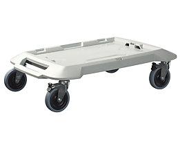 L-BOXX Transportroller, Traglast 100 kg - für Koffer-Klick-System, BxTxH 646 x 492 x 184 mm