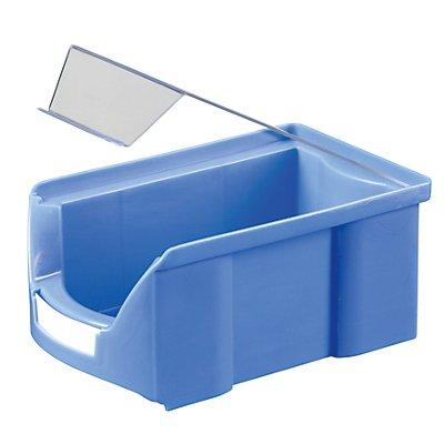 Staubdeckel für Sichtlagerkästen - VE 10 Stk