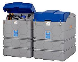CEMO CUBE-AdBlue®-Tank - Indoor Premium, mit Klappdeckel, Höhe 1800 mm