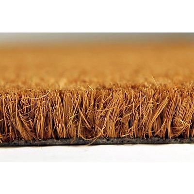 Tapis en coco - PVC, longueur 6000 mm