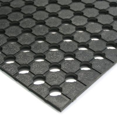 Läufer, universal - Höhe 10 mm, schwarz - Breite 900 mm
