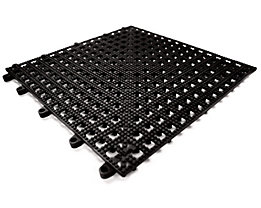 Flexi-Deck, VE 9 Stk - schwarz