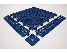 Flexi-Deck, VE 9 Stk - blau