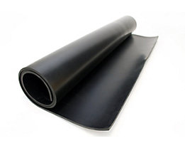 Industriegummi - pro. lfd. m, Rollenlänge max. 5 m - Höhe 20 mm