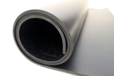 Industriegummi - pro. lfd. m, Rollenlänge max. 5 m